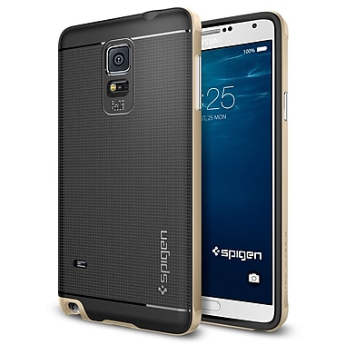 Spigen Neo Hybrid Case for Samsung Galaxy Note 4, Champagne Gold