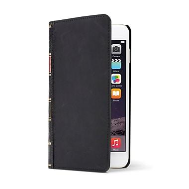 Twelve South – Étui portefeuille BookBook pour iPhone 6 Plus, noir classique