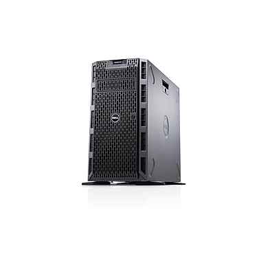 Dell – PowerEdge T420 réusiné, Intel Xeon Six Core E5-2440, 2,4 GHz, 48 Go RAM, 3 x 3 To NL-SAS, lecteur DVD, 2 x 750 W