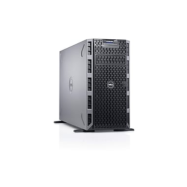 Dell – PowerEdge T620 réusiné, Intel Xeon Six Core E5-2640, 2,5 GHz, 16 Go RAM, 500 Go, 2 x lecteurs DVD/RW, 1 x 495 W