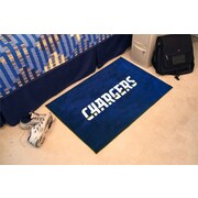 FANMATS NFL - San Diego Chargers Tailgater Mat; 5' x 6'