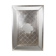 Privilege Rectangle Accent Mirror