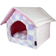 MyDog'sBoutique Cotton Candy House Dog Bed; Pink