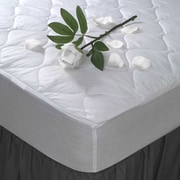 Maison Condelle 180 Thread Count Percale Mattress Pad; King