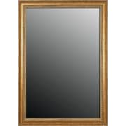 Second Look Mirrors 34'' H x 16'' W Ornate Frame Wall Mirror
