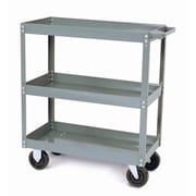 Quantum Heavy Duty Mobile Cart; 2 Shelves