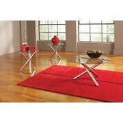 Brady Furniture Industries Revolt 3 Piece Coffee Table Set