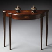 Butler Chester Console Table; Plantation Cherry