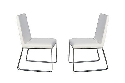 Brady Furniture Industries Livonia Side Chair (Set Of 2); White