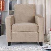 Gold Sparrow Stockton Arm Chair; Khaki