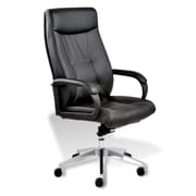 Jesper Office Naja High-Back Leather Executive Chair