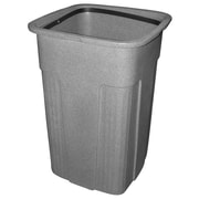 Toter Slimline Trash Container; 50 Gallon