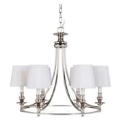 MarianaHome Metropolitan 6 Light Chandelier
