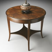 Butler Stewart End Table; Cherry