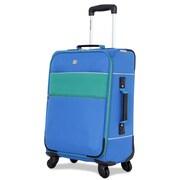 Wenger Swiss Gear 20'' Spinner Suitcase; Blue / Green