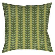 Thumbprintz Tropical Breeze Patterns 39 Printed Throw Pillow; 26'' H x 26'' W x 7'' D
