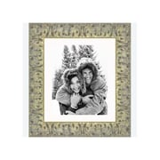 Frames By Mail 8'' x 10'' Champagne Frame in Antiqued Gold