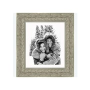 Frames By Mail 8'' x 10'' Frame in Silver Ornate