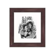 Frames By Mail 20'' x 24'' Rustic Pitted Frame in Cherry