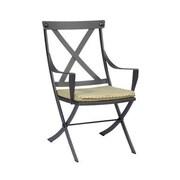 Woodard Cromwell Outdoor Dining Chair Cushion; Addison