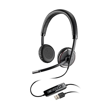 Plantronics Blackwire C520 Over-The-Head Stereo Headset