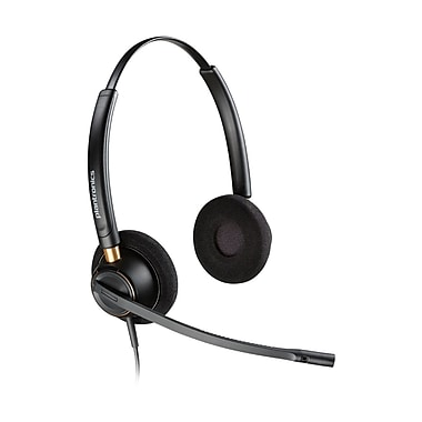 Plantronics Encorepro Hw520 Binaural Headset, (89434-01)