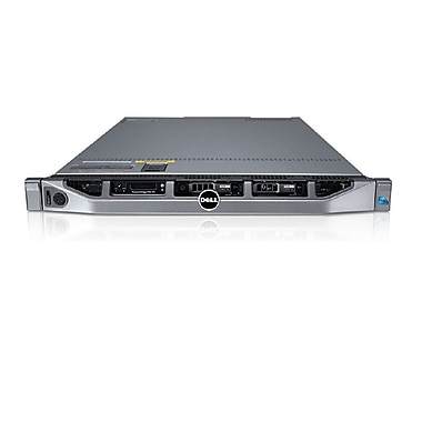 Dell Refurbished PowerEdge R610 Intel Xeon Quad Core L5630, 2.13GHz, 16GB RAM, 3x146GB 10K SAS, 2x502W