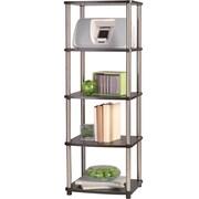 Convenience Concepts Designs 2 Go 5 Tier Media Tower