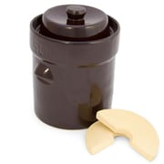 TSM Products Harvest Fermentation German Style Crock; 5L