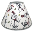 Trend Lab 7'' Dr Seuss Cat in the Hat Cotton/Polyester Empire  Lamp Shade