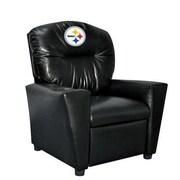 Imperial NFL Tween Recliner; Pittsburgh Steelers