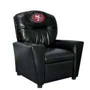 Imperial NFL Tween Recliner; San Francisco 49ers