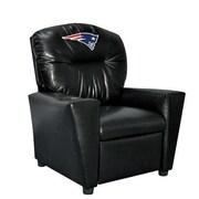 Imperial NFL Tween Recliner; New England Patriots