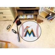 FANMATS MLB - Miami Marlins Baseball Mat