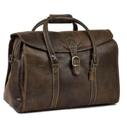 Claire Chase Cheyenne 20'' Duffel; Brown