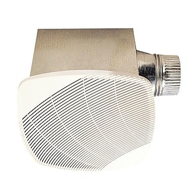 Nuvent NuVent 50 CFM Low Sone Bathroom Fan
