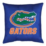 Sports Coverage NCAA Florida Gators Throw Pillow