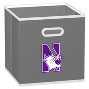 My Owners Box College Storeits Fabric Drawer; Northwestern