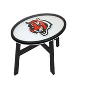 Fan Creations NFL End Table; Cincinnati Bengals