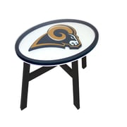Fan Creations NFL End Table; St. Louis Rams