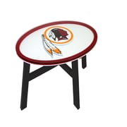 Fan Creations NFL End Table; Washington Redskins