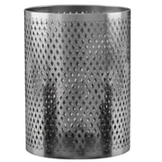 NU Steel Platinum Waste Basket