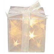Fantastic Craft Luminating Gift Box; 8'' H x 8'' W x 8'' D