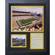 Legends Never Die Pittsburgh Steelers Heinz Field Framed Photo Collage