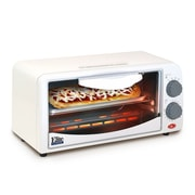 Elite by Maxi-Matic Cuisine 2-Slice Toaster Oven w/ Broiler and Timer