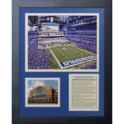 Legends Never Die Indianapolis Colts Lucas Oil Stadium Framed Photo Collage