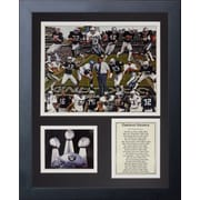 Legends Never Die Oakland Raiders Raider Greats Framed PMemorabili
