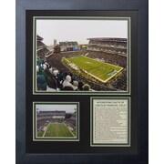 Legends Never Die Philadelphia Eagles Lincoln Financial Framed Memorabili