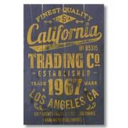 Gizaun Art Wile E. Wood California Trading Company Wall Art