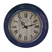 Cheungs Wall Clock in Blue
